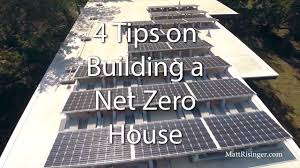 Small Picture Net Zero House 4 Tips for Design Construction YouTube