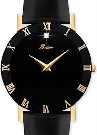 steel black w diamond a4113y s blk belair men dress wrist watch