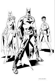 Batgirl 24 Super H Ros Coloriages Imprimer