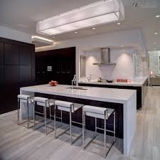 low ceiling lighting kitchen