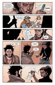 Wolverine. Jason Aaron. Tom 3 - Przykładowe plansze #3 - Aleja Komiksu