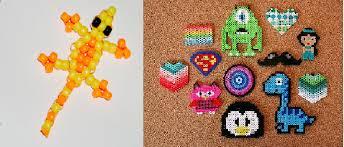 Resultado de imagen de ironing beads creative