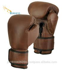 bird eye genuine leather boxing gloves kick boxing training and professional use muay thai grappling cage fighting gloves mma