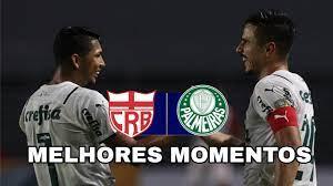 CRB 0 x 1 Palmeiras | Melhores Momentos | Copa do Brasil (HD) - YouTube