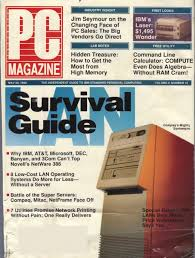 Pc Magazine May 1990 Space Nerd Com