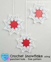 Crochet Snowflake Pattern Chart 75 Free Crochet Snowflake Patterns Ornaments