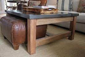coffee table ottoman coffee table