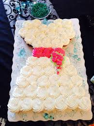 how to make a cupcake wedding dress Cupcake Wedding Dress Design
