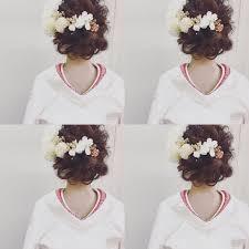 白無垢洋髪和装に合う可愛いヘアアレンジ髪型まとめ Marryマリー