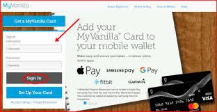 Vanilla Prepaid Debit Card Login Activate My Vanilla Prepaid Card
