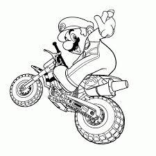 Super Mario Bros Kleurplaten Leuk Voor Kids Nieuwe Kleurplaat