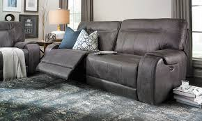 electric reclining sofa power reclining leather sofa reclining leather couch