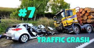 amazing car crash compilation crazy traffic accident best dash