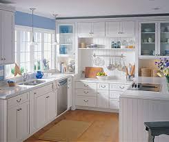 white shaker kitchen cabinets. White Shaker Style Kitchen Cabinets By Kemper Cabinetry N
