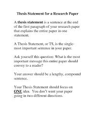 Example Of Thesis Essays Term Paper Essay Health Care Reform Essay Also Narrative