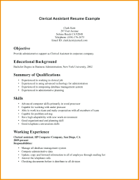 Resume Examples Of Objectives Resume Resume Samples Objectives