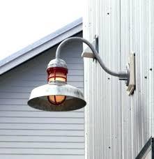 led gooseneck outdoor lighting exterior light fixtures led barn outdoor lighting farmhouse style wall mount ceiling
