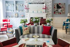 Whimsical furniture and decor Custom Painted The Ampersand Hotel London Victorian Architecture With Modern Whimsical Decor Delux Drapery Shade Co Blog The Ampersand Hotel London Victorian Architecture With Modern