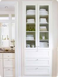 Delighful Built In Bathroom Wall Storage Caught My Eye 11714 320 Sycamore Linen Storagebuilt Throughout Modern Design