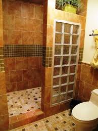 bathroom doorless shower ideas. Shelve, Remarkable Doorless Shower Ideas Pics Decoration : Corner For Small Bathroom O