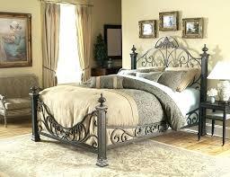 rustic metal bed frames – myintmon.info