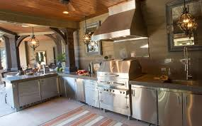 stainless steel outdoor kitchen cabinets 3