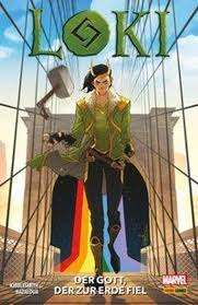 Loki - Neustart: Der Gott, der zur Erde fiel Buch versandkostenfrei
