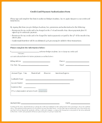Automatic Withdrawal Form Template Week Template Templates Powerpoint 2013 Credit Card Payment