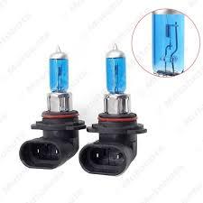 9006 Fog Light Bulb 1pc White 9006 Hb4 12v 100w Car Fog Lights Halogen Bulb Headlights Lamp Car Light Source Parking 5000k