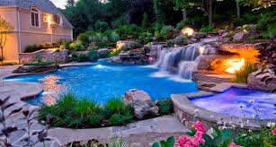 Backyard Pool Design Design