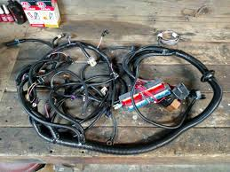 ls1 5 3l 6 0l engine wiring harness and pcm stand alone ls1 5 3l 6 0l engine wiring harness and pcm stand alone