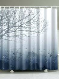 grey shower curtain mustard and grey shower curtain charming grey shower