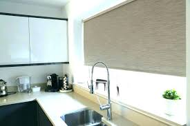 Contemporary Blinds For Kitchen Large Size Of Shades Curtains And Enchanting Designer Kitchen Blinds Model