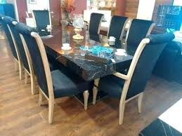 black dining room table and 8 chairs 8 chair dining tables room marvelous table set wooden
