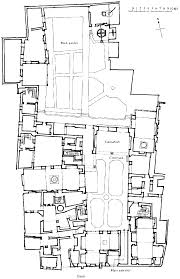 Fig 71 plan of the al ukhaidar palace in iraq showing a courtyard with a loggia