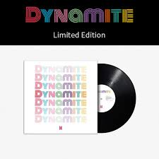 BTS DYNAMITE - LIMITED EDITION 7