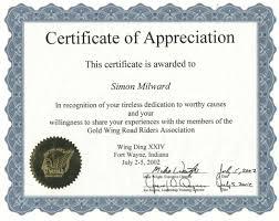 Fresh Teacher Appreciation Certificate Templates F Certificate