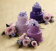 Ftd Veronica Mini Cake Decor In Frederick Md Amour Flowers