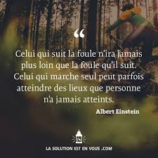Citation De Albert 4 Informaction