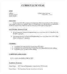 Resume Simple Job Template Cv First Professional Freebie Sleek And