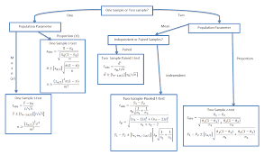 T Test Chart Which Hypothesis Test To Perform Towards Data Science