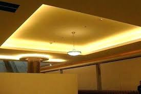 tray ceiling rope lighting. Tray Ceiling Lighting Rope Light Designs Lovely Cove Led Double With T