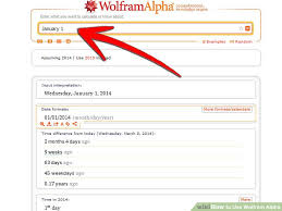 image titled use wolfram alpha step 2