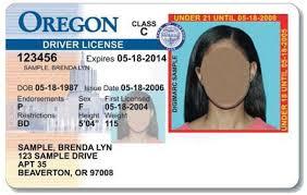 Card - License Driver's Maker Oregon Id Fake Virtual