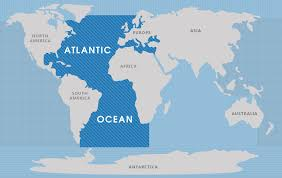 ocean by size 5 oceans of the world the 7 continents of the world