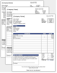 Services Quotation Template Free Quotation Templates For Word Google Docs Templates Vip