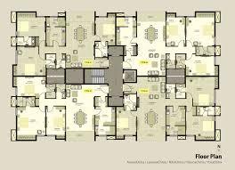 apartment floor plan design. Brilliant Apartment Floor Plan Big At Apartment Plans Intended Design T