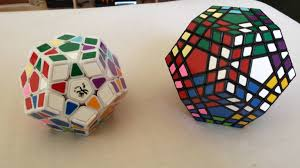 Megaminx Patterns Adorable Gigaminx And Megaminx In Superflip Pattern Cubers