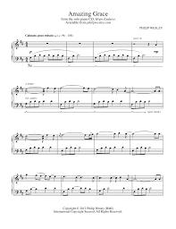 philip wesley sheet music amazing grace hope endures sheet music philip wesley