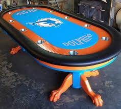custom poker tables. Sports Themed 96\ Custom Poker Tables S
